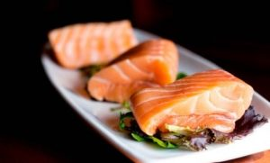 salmon, a basic of nutrition