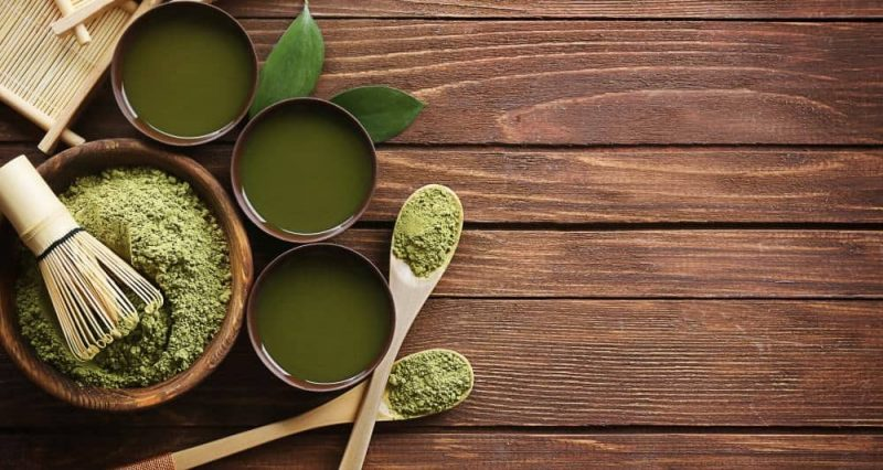 Extract for Green Tea's Brain Benefits