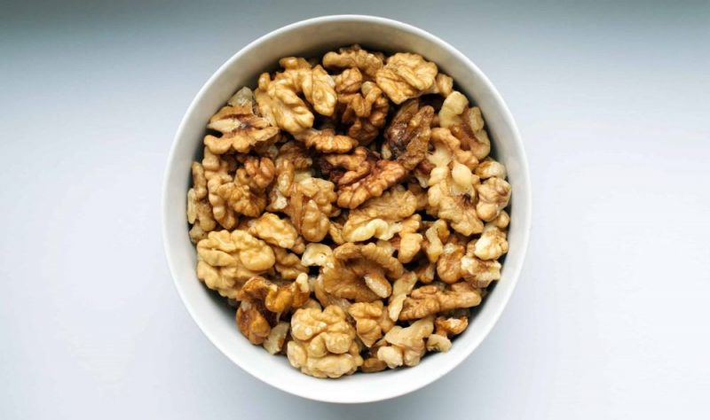 Phenylalanine for Stress from walnuts