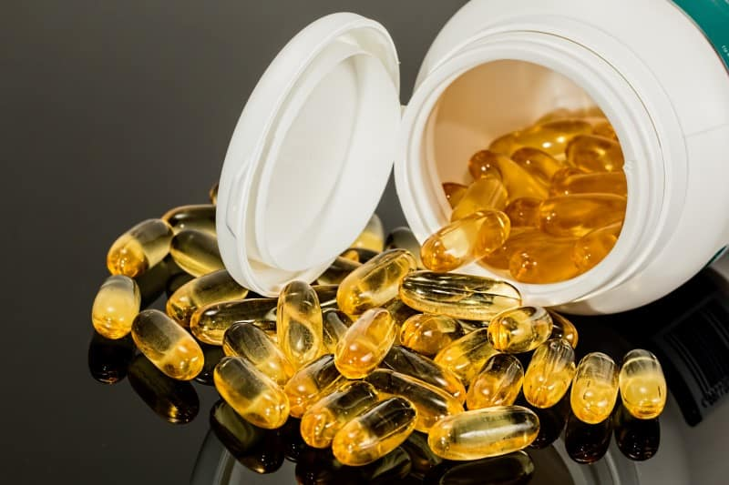 fish oil, an essential marconutrient for athletes