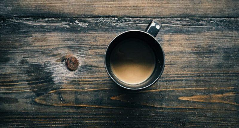 Tea to drink Chaga Mashroom the Antioxidant