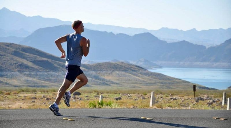 Jogging to Improve Mental Fitness