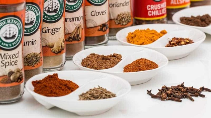 Curcumin spices against inflammation