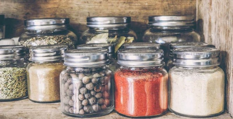 Herbs and Curcumin against inflammation