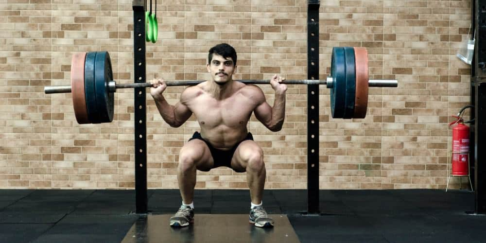 Squats with HMB for Muscle Growth