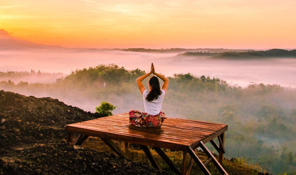 Morning practice for Benefits of Meditation for the Brain