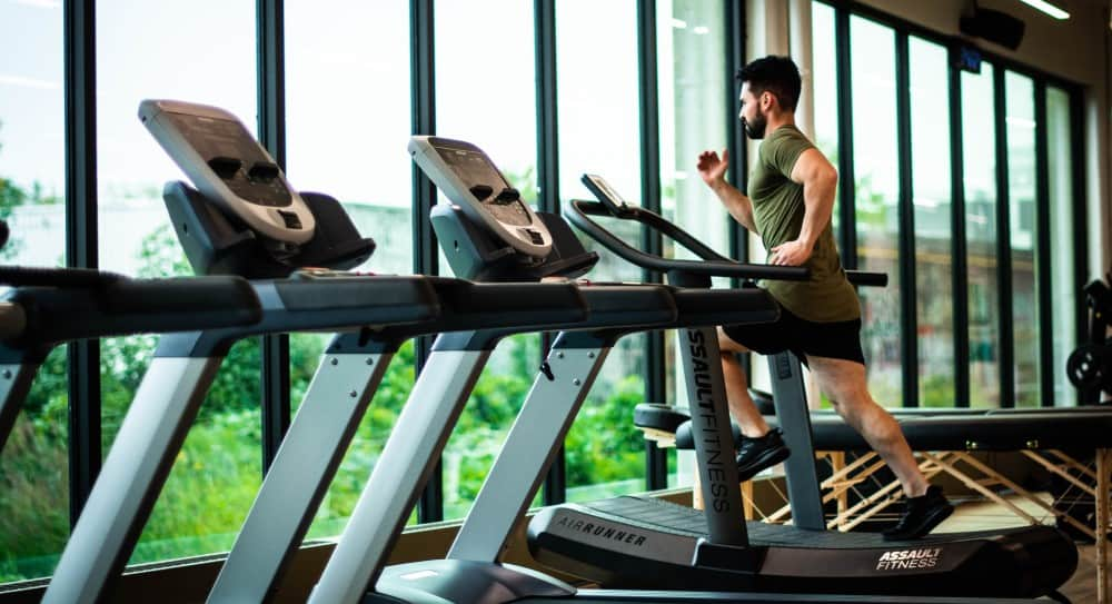 Cardio against Water retention during weight loss