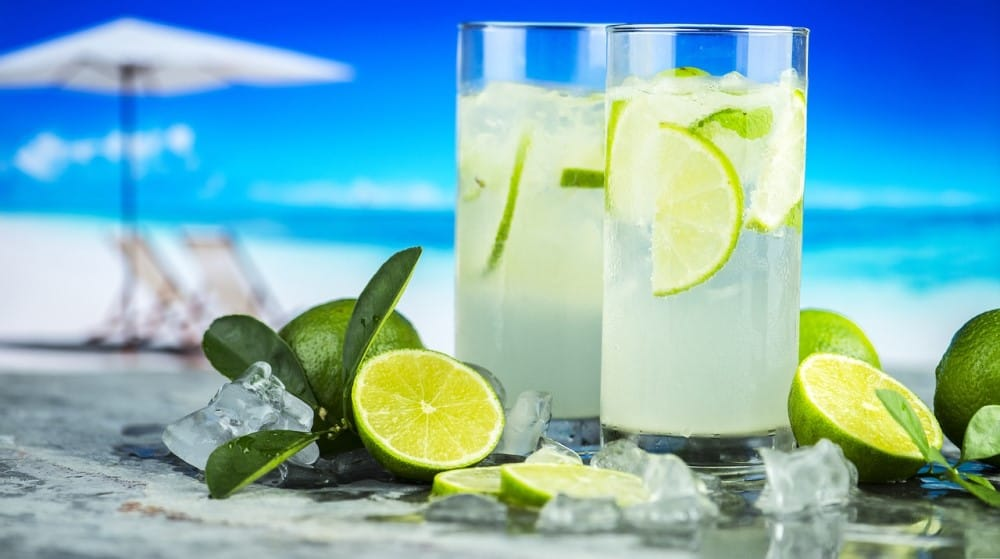 NorCal Margarita for good taste and health