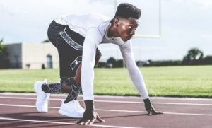 Sprints for HIIT workout